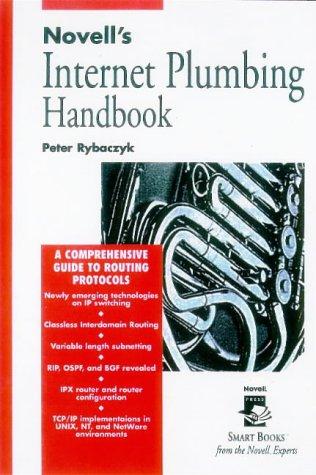 9780764545375: Novell's Internet Plumbing Handbook