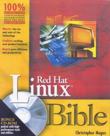 Red Hat Linux Bible: Negus, Chris