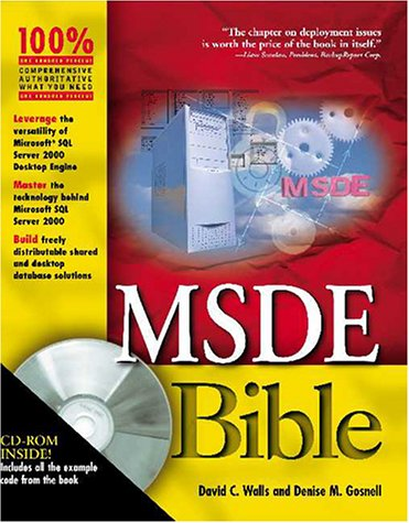 9780764546815: MSDE Bible