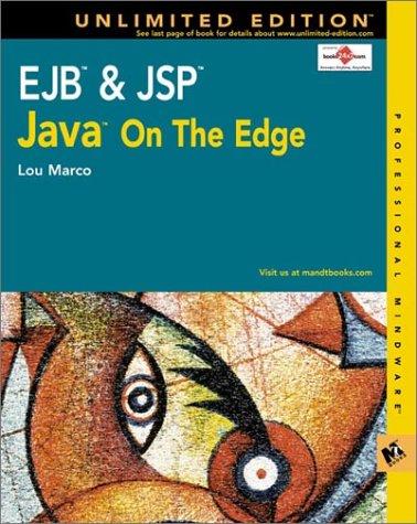 9780764548024: EJB & JSP Java On The Edge