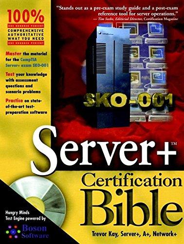 9780764548093: Server+ Certification Bible