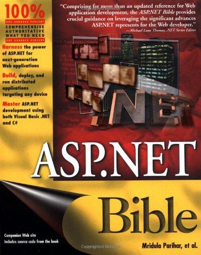 9780764548161: ASP .NET Bible