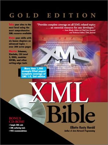 9780764548192: XML Bible: Gold Edition