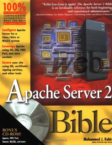 9780764548215: Apache Server 2 Bible
