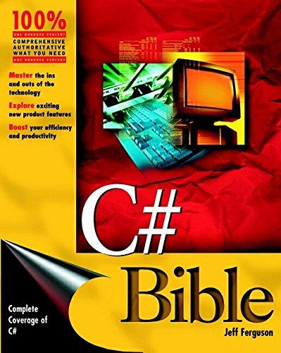 C# Bible: Ferguson, Jeff, Patterson,