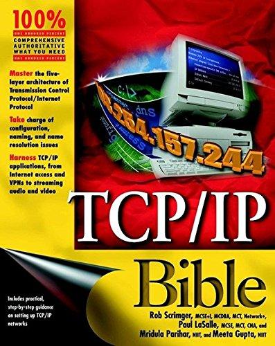 9780764548420: Tcp/Ip Bible