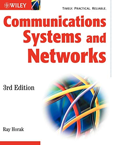 9780764548994: Communications Systems and Networks