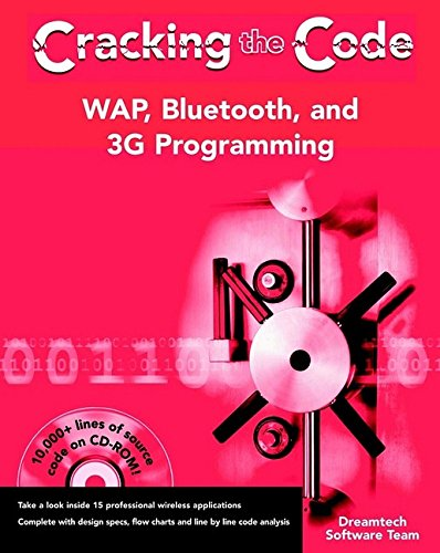 9780764549052: WAP, Bluetooth and 3G Programming: Cracking the Code