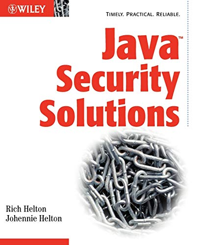 9780764549281: Java Security Solutions
