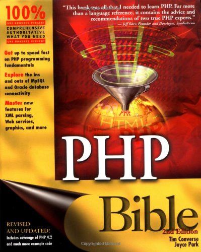 9780764549557: Php Bible