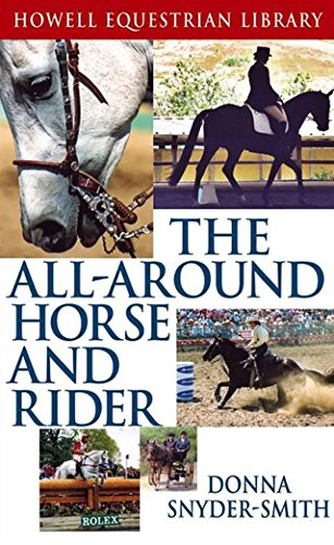 9780764549748: The All-Around Horse and Rider