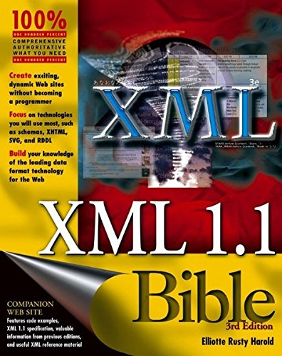 XML 1.1 Bible (0764549863) by Elliotte Rusty Harold