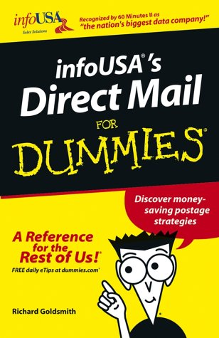 9780764549991: Direct Mail for Dummies (InfoUSA