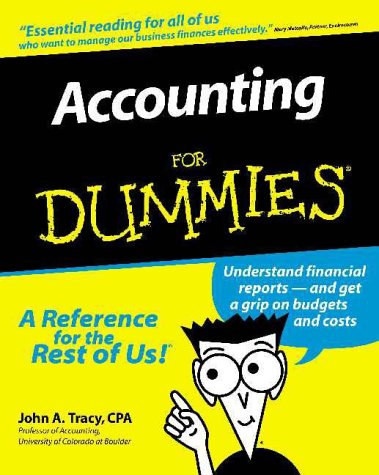 9780764550140: Accounting for Dummies (Serial)