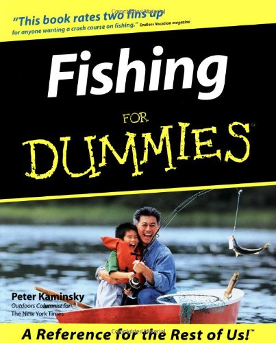 9780764550287: Fishing for Dummies