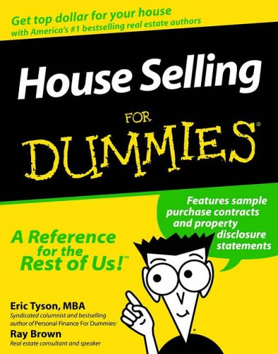 9780764550386: House Selling for Dummies