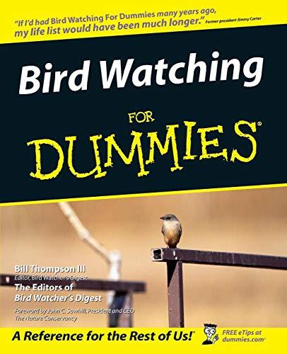 9780764550409: Bird Watching For Dummies