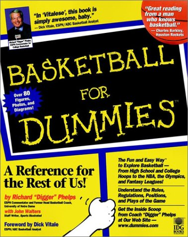 9780764550423: Basketball for Dummies
