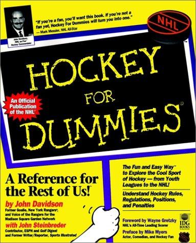 Hockey For Dummies? (Hockey for Dummies, 1st