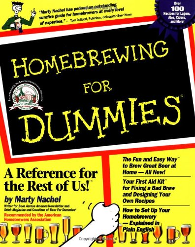 9780764550461: Homebrewing for Dummies