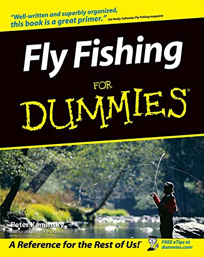 9780764550737: Fly Fishing For Dummies