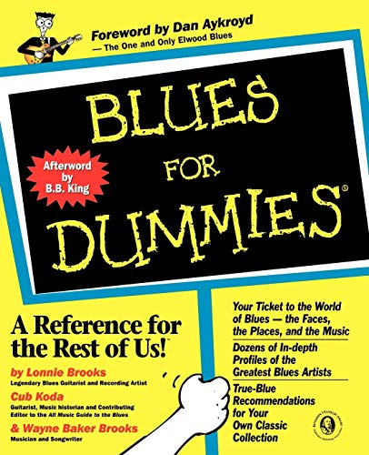 9780764550805: Blues For Dummies