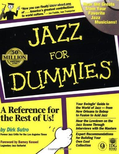 9780764550812: Jazz for Dummies