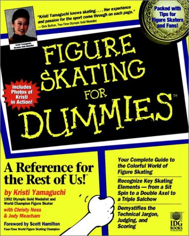 9780764550843: Figure Skating For Dummies