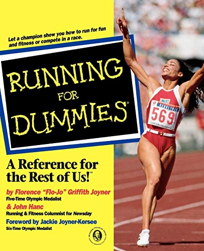 9780764550966: Running for Dummies