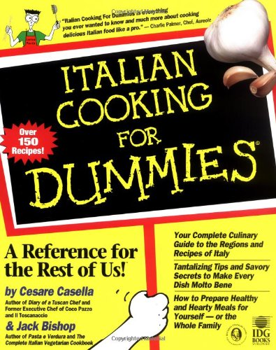 9780764550980: Italian Cooking For Dummies