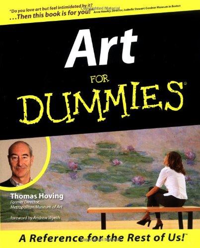 9780764551048: Art for Dummies