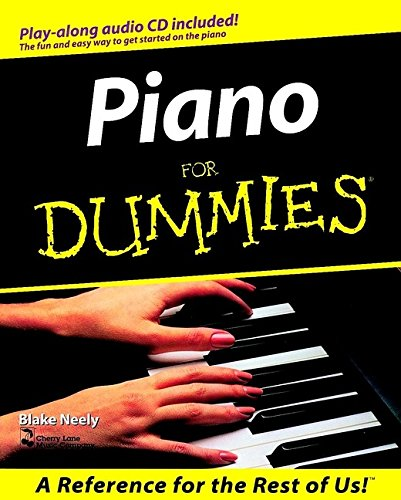 9780764551055: Piano for Dummies