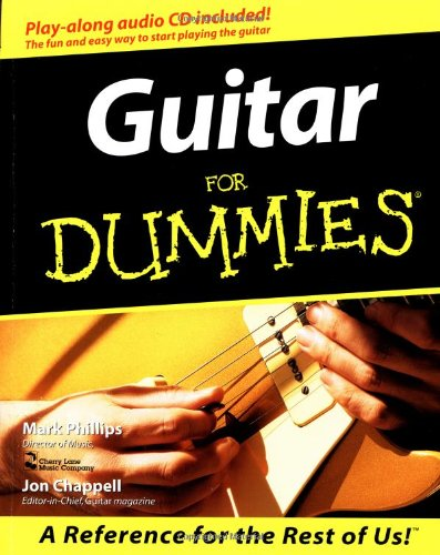9780764551062: Guitar for Dummies