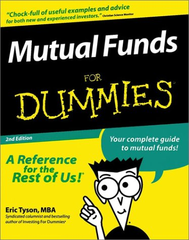 9780764551123: Mutual Funds For Dummies