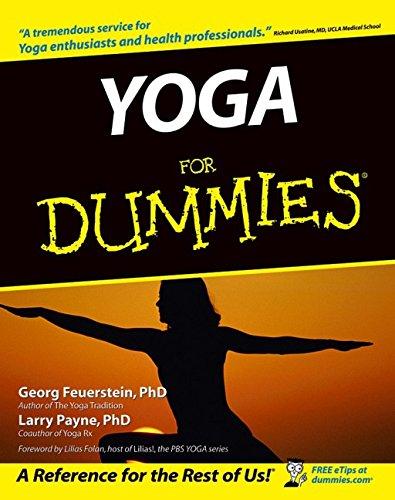 9780764551178: Yoga for Dummies