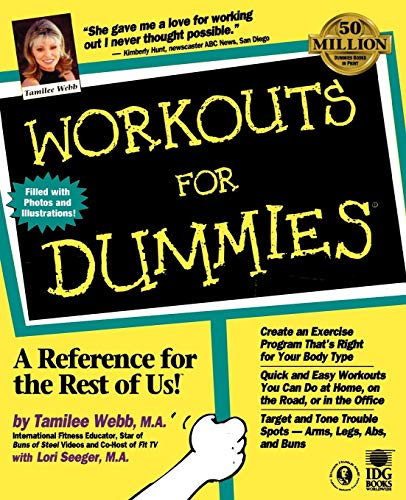 9780764551246: Workouts For Dummies