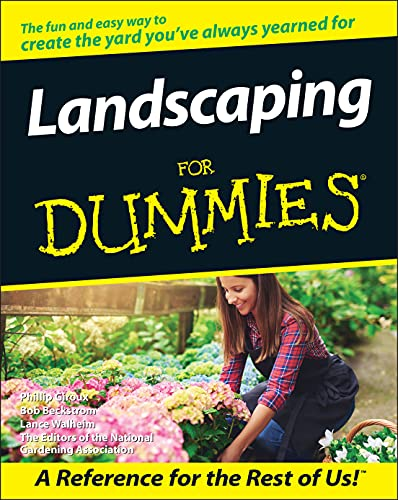 9780764551284: Landscaping For Dummies