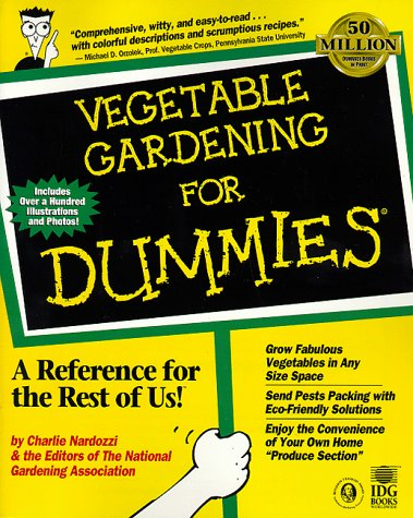 Download Vegetable Gardening For Dummies?