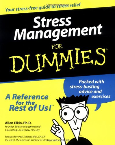 9780764551444: Stress Management For Dummies