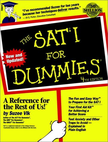 9780764551482: SAT? I For Dummies?