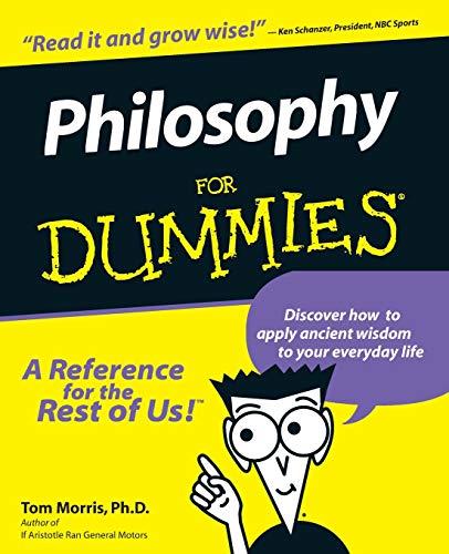 9780764551536: Philosophy For Dummies
