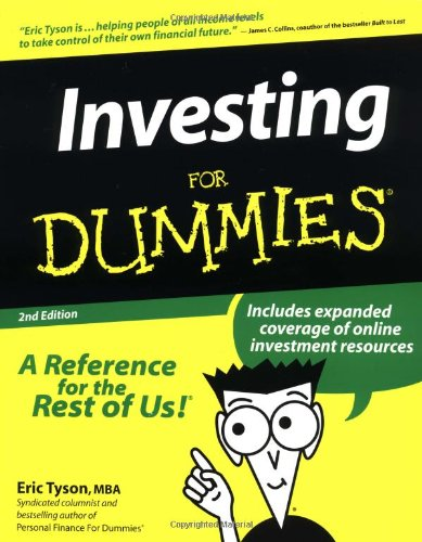 9780764551628: Investing For Dummies