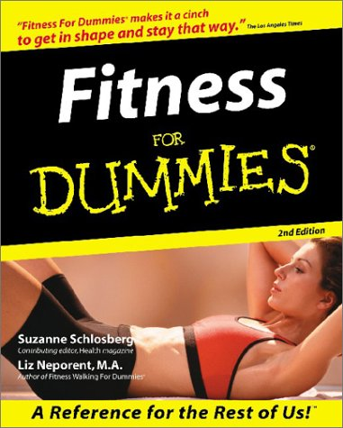 9780764551673: Fitness For Dummies