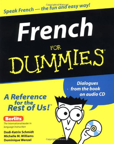 9780764551932: French For Dummies