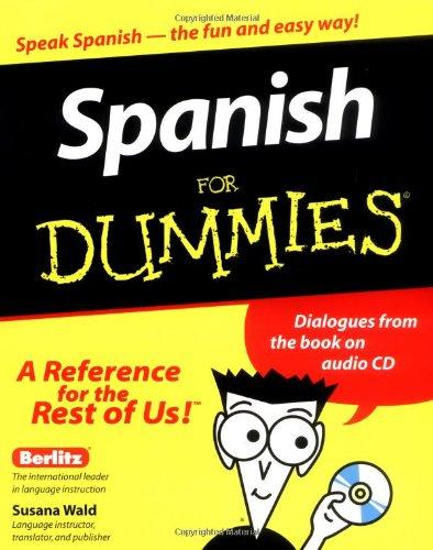 9780764551949: Spanish For Dummies