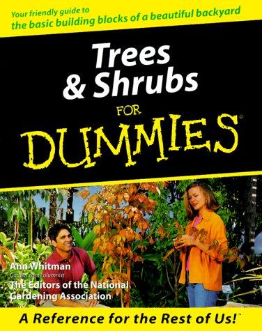 9780764552038: Trees & Shrubs For Dummies