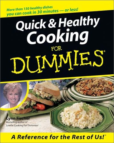 9780764552144: Quick & Healthy Cooking For Dummies