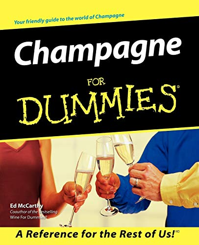 9780764552168: Champagne for Dummies