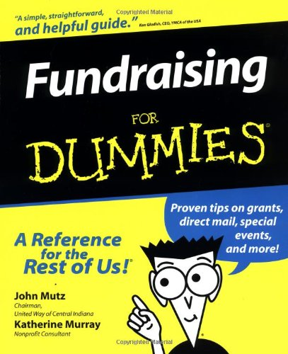 9780764552205: Fundraising For Dummies? (For Dummies (Lifestyles Paperback))