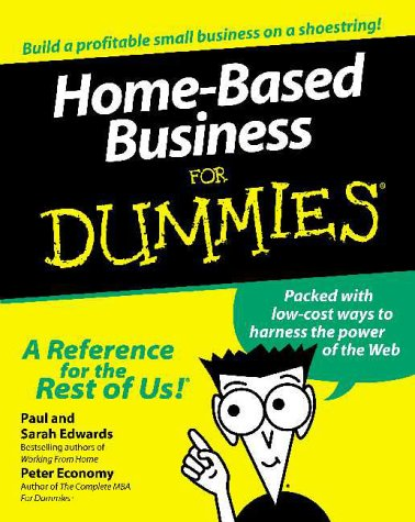 9780764552274: Home-Based Business For Dummies? (For Dummies (Computer/Tech))